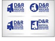 Proposition n° 84 du concours Graphic Design pour D & R Water & Haulage