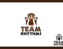 #206 para Logo Design for Team Rhythms de mosby