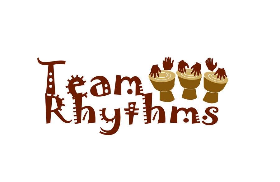 Contest Entry #56 for Logo Design for Team Rhythms