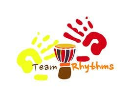 nº 182 pour Logo Design for Team Rhythms par sissaki