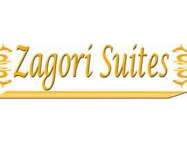nº 15 pour Design a logo for Zagori Suites - a luxury mountain hotel in Greece par PatrickRayV