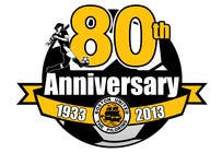 Bài tham dự #35 về Graphic Design cho cuộc thi Design a Logo for Boston United Football Club's 80th Anniversary