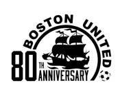 Bài tham dự #54 về Graphic Design cho cuộc thi Design a Logo for Boston United Football Club's 80th Anniversary