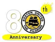 Bài tham dự #9 về Graphic Design cho cuộc thi Design a Logo for Boston United Football Club's 80th Anniversary