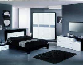 #52 para Modern Bedroom Set Design por dptpandit84