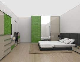 #25 para Modern Bedroom Set Design por andracapitanu