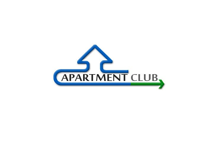 #29 for Design a Logo for Apartment Club by tushar1404