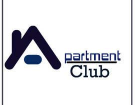 nº 60 pour Design a Logo for Apartment Club par simplysachin27