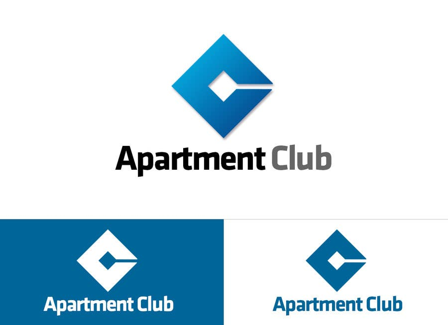 #22 for Design a Logo for Apartment Club by AnaCZ