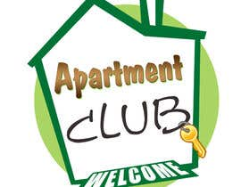 jhoannemvillabla tarafından Design a Logo for Apartment Club için no 36