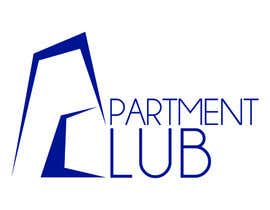 nº 65 pour Design a Logo for Apartment Club par talenthub