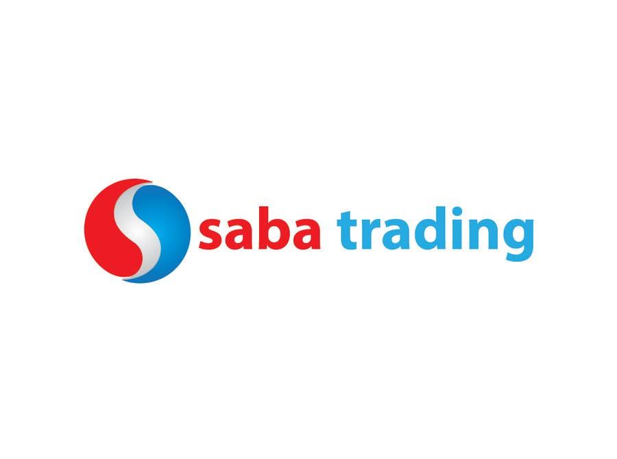 Kilpailutyö #98 kilpailussa Design a Logo for saba trading