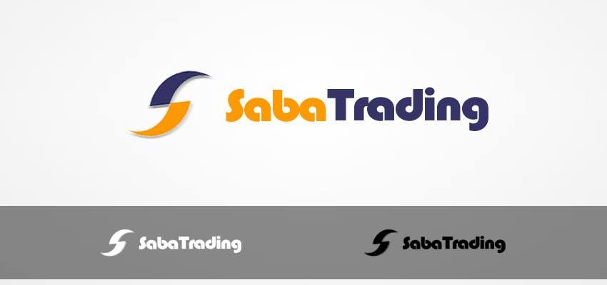 Kilpailutyö #99 kilpailussa Design a Logo for saba trading