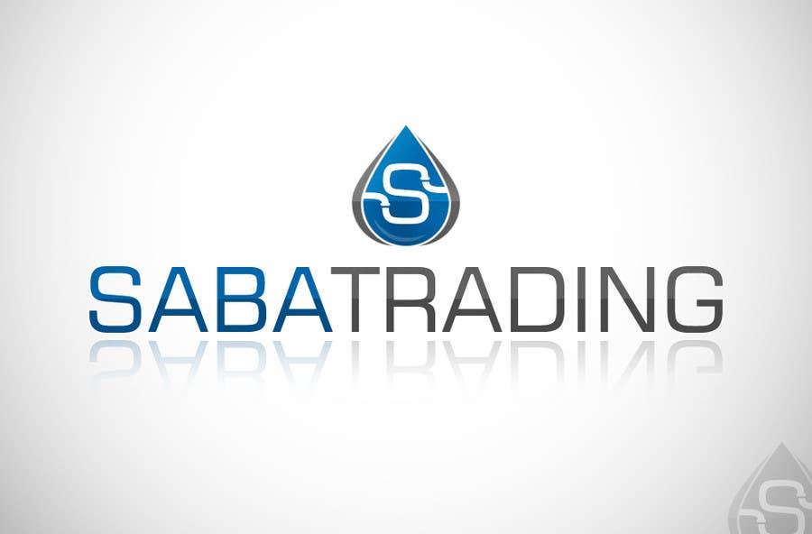 Kilpailutyö #169 kilpailussa Design a Logo for saba trading