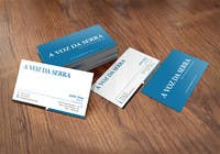 Contest Entry #26 for I need some corporate identity itens designed (business cards, wallpaper etc)