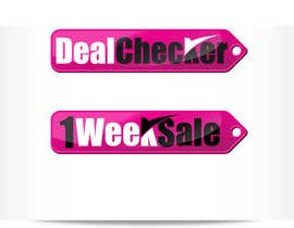 #37 para Design a Logo for 1weeksale por ninjapz