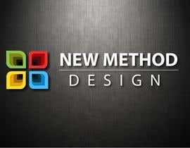 #105 untuk Design a Logo for New Method Designs oleh pankaj86