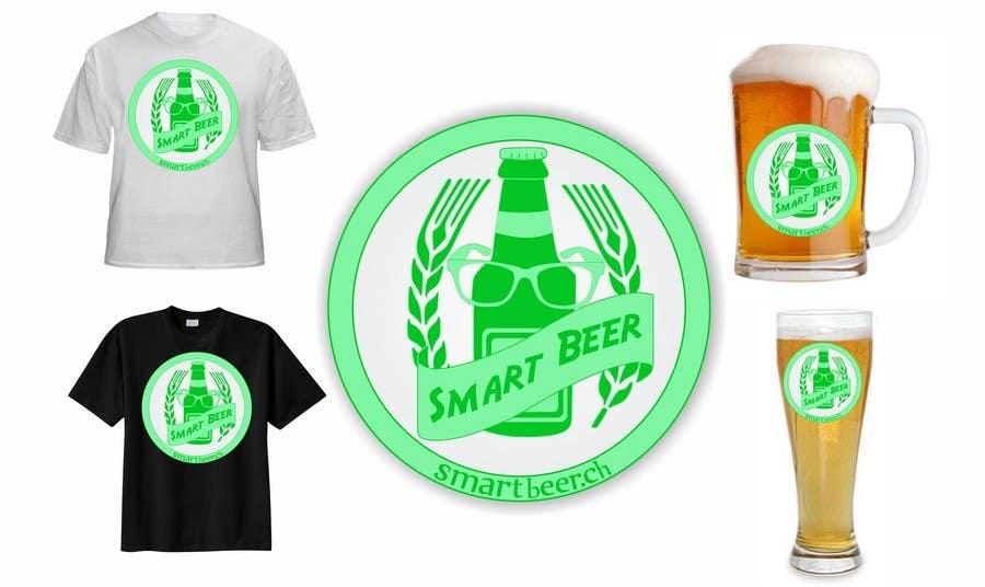 Konkurrenceindlæg #280 for Logo Design for SmartBeer