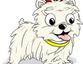nº 17 pour crreate a cartoon illustration of my dog for a childrens book par swati14