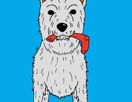 #15 para crreate a cartoon illustration of my dog for a childrens book por timwill