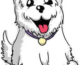 #8 para crreate a cartoon illustration of my dog for a childrens book por psichikula