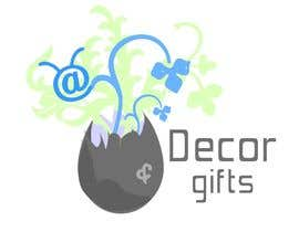 #9 para Design a Logo for Decor & Gifts por quantumsoftapp