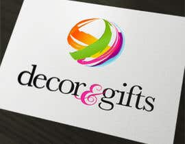 #96 para Design a Logo for Decor & Gifts por sbelogd