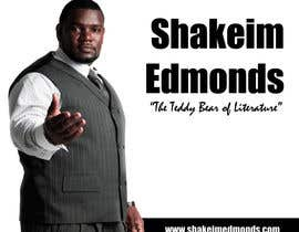 "#47 for Design a Flyer for Author ""Shakeim Edmonds"" by picc"