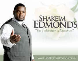 "#10 untuk Design a Flyer for Author ""Shakeim Edmonds"" oleh b74design"