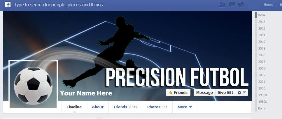 #20 for Design a Facebook Cover and profile picture by luvephoto