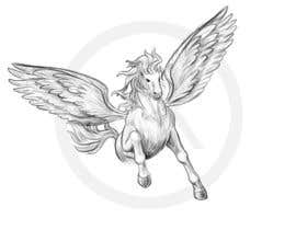 #18 for Draw a Pegasus af concept4all