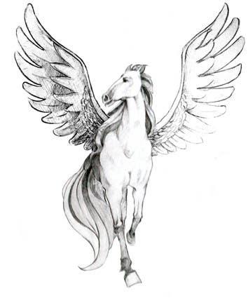 Inscrição nº                                         16                                      do Concurso para                                         Draw a Pegasus