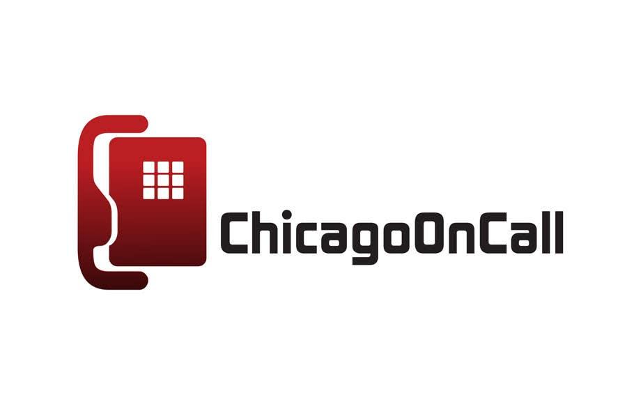 Kilpailutyö #331 kilpailussa Logo Design for Chicago On Call