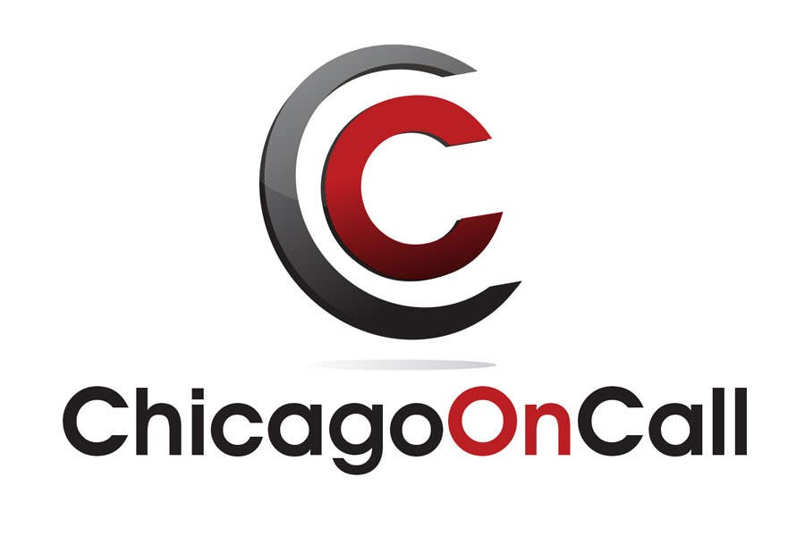 Kilpailutyö #329 kilpailussa Logo Design for Chicago On Call
