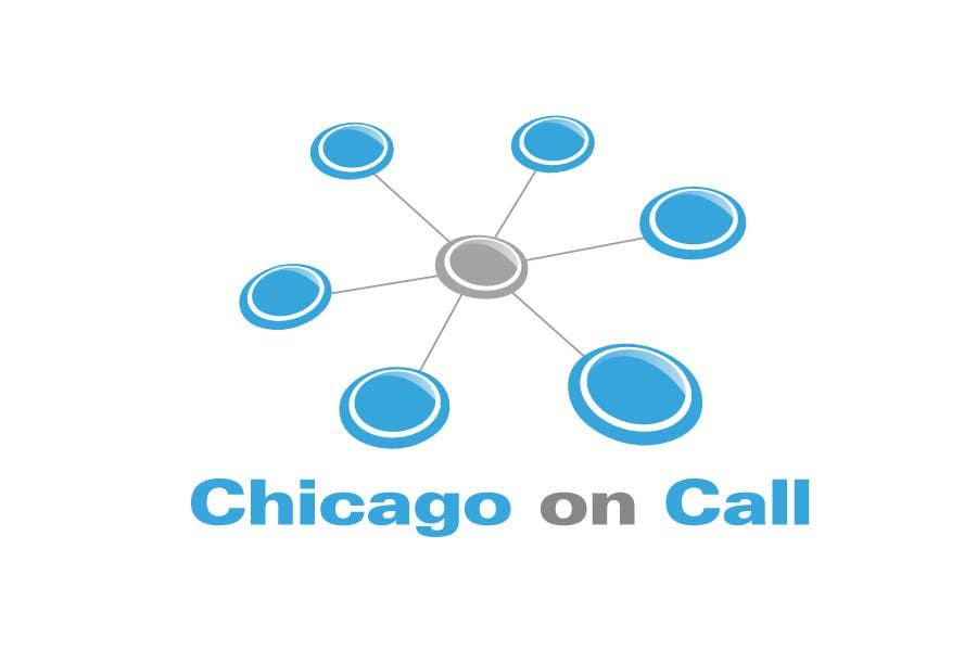 Kilpailutyö #288 kilpailussa Logo Design for Chicago On Call