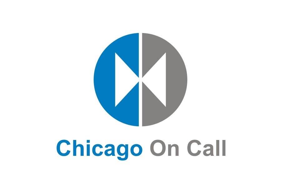 Kilpailutyö #73 kilpailussa Logo Design for Chicago On Call