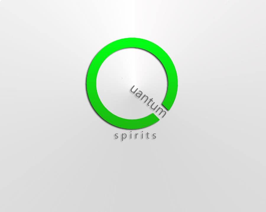 Bài tham dự cuộc thi #                                        95                                      cho                                         Logo for Quantum Spirits