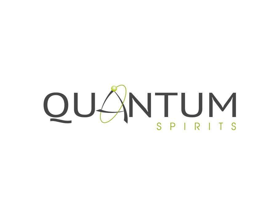 Bài tham dự cuộc thi #                                        37                                      cho                                         Logo for Quantum Spirits