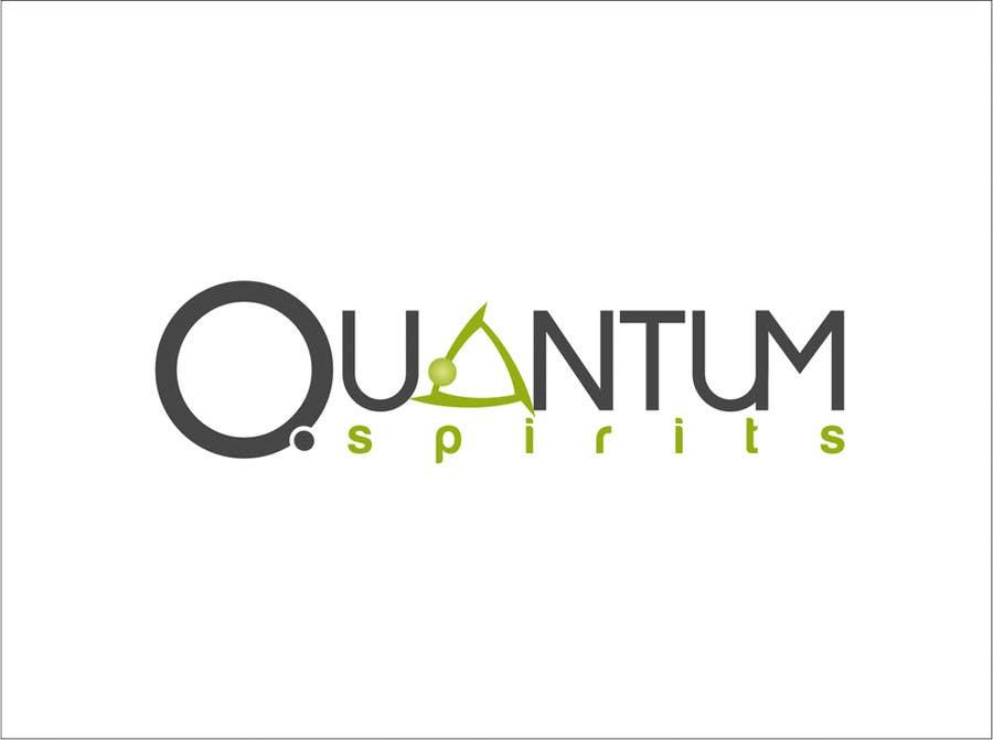 Bài tham dự cuộc thi #                                        99                                      cho                                         Logo for Quantum Spirits