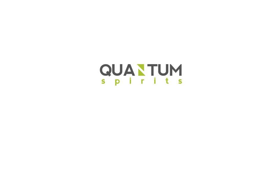 Bài tham dự cuộc thi #                                        15                                      cho                                         Logo for Quantum Spirits
