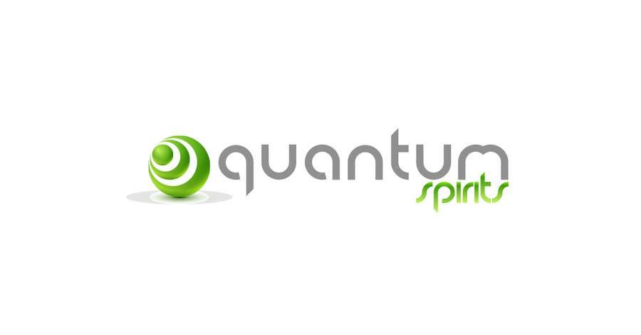 Bài tham dự cuộc thi #                                        61                                      cho                                         Logo for Quantum Spirits
