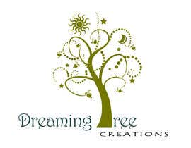 #23 for Logo Design- Handmade Artisan Jewelry brand- Dreaming Tree Creations, natural look by octopus823
