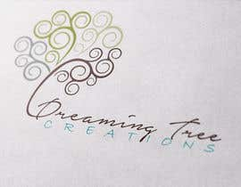 #24 for Logo Design- Handmade Artisan Jewelry brand- Dreaming Tree Creations, natural look by maxproject