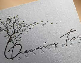 #42 for Logo Design- Handmade Artisan Jewelry brand- Dreaming Tree Creations, natural look by maxproject