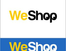 #2 cho Design a Logo for WeShop.com.br bởi BuDesign