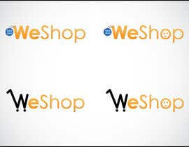 #87 cho Design a Logo for WeShop.com.br bởi supunchinthaka07