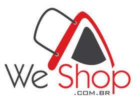 #71 untuk Design a Logo for WeShop.com.br oleh globaldesigning