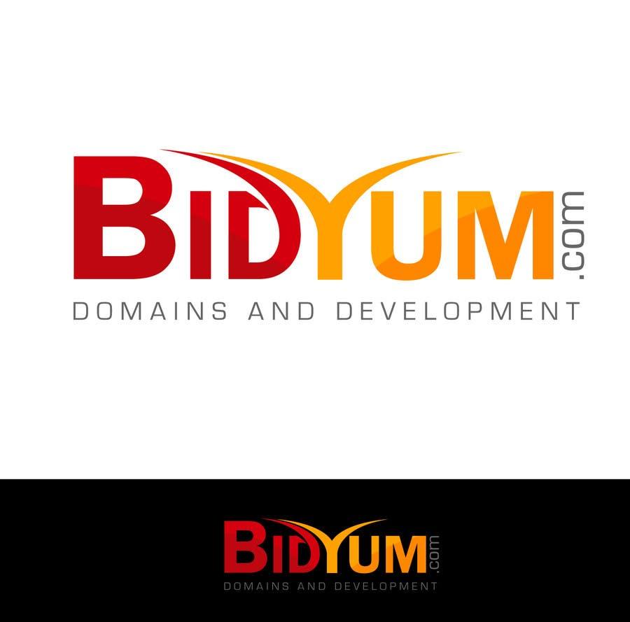 Bài tham dự cuộc thi #48 cho Design a Logo for BidYum.com