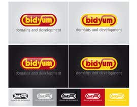 #66 for Design a Logo for BidYum.com by giriza