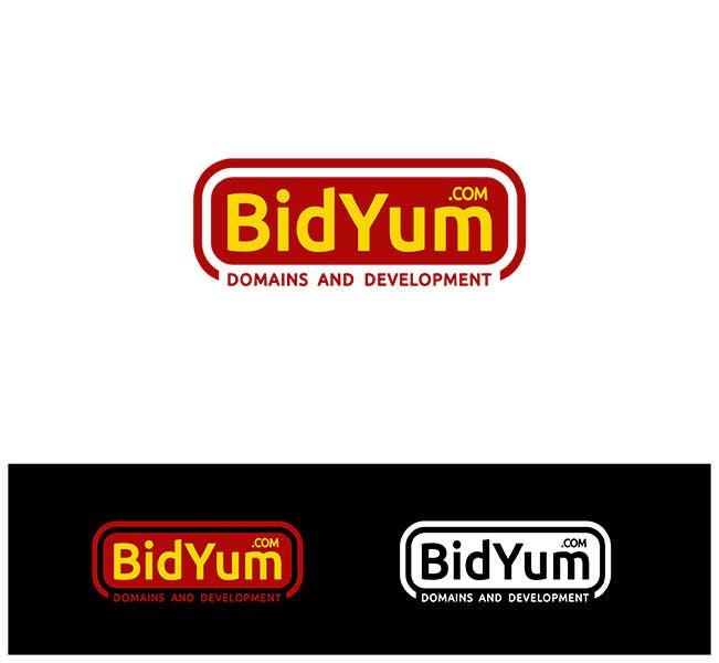 Bài tham dự cuộc thi #69 cho Design a Logo for BidYum.com